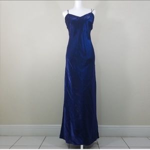 Dave & Johnny By Laura Ryner Maxi Dress Size 3/4